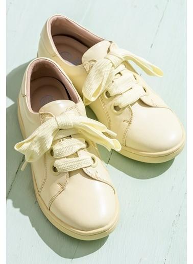 Elle Sneaker Ayakkabı Sarı